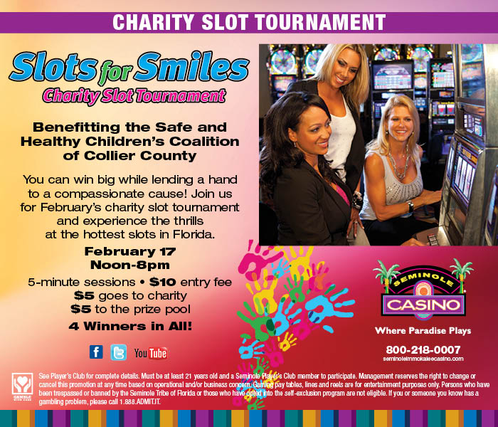 Slots for Smiles &#8211; February 17th, 2013