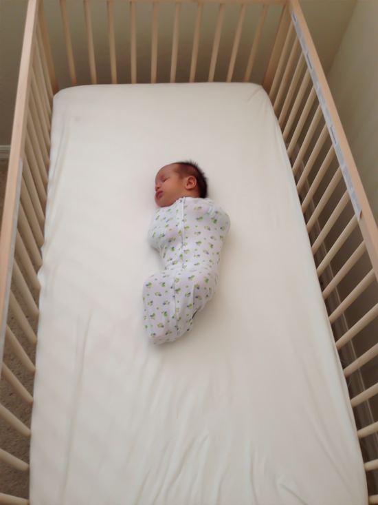Keep your Baby Cozy! Without the Clutter